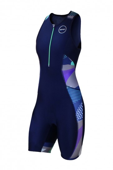 Trisuit Femei Zone3 Activate+ Sweet Speed
