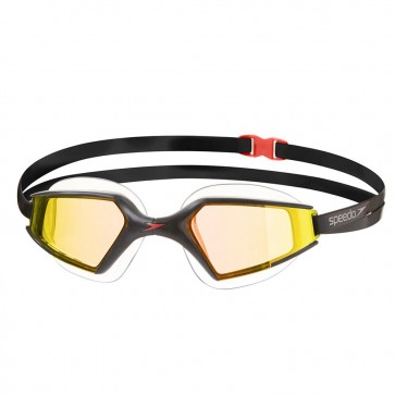 Ochelari Inot Speedo Aquapulse Max Mirror negru/portocaliu