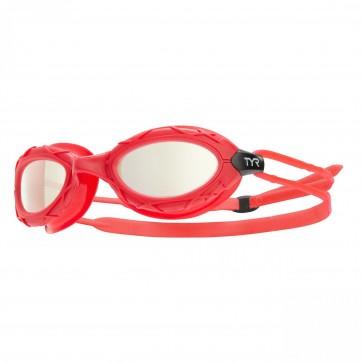 Ochelari Inot Tyr Nest Pro Nano negru/rosu