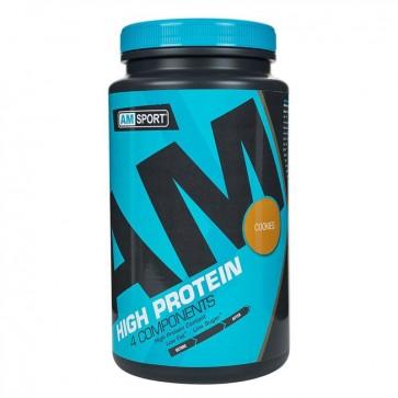 AMSPORT® High Protein Powder Tub 600g