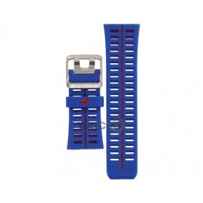 Curea ceas V800 albastru