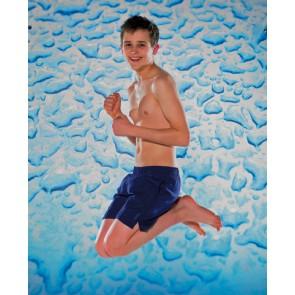 Pantaloni de inot baieti Maru