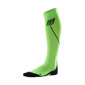 Sosete compresie alergare barbati (noapte) CEP Night Run Socks 2.0