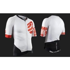 Compressport Tricou de Ciclism Maillot