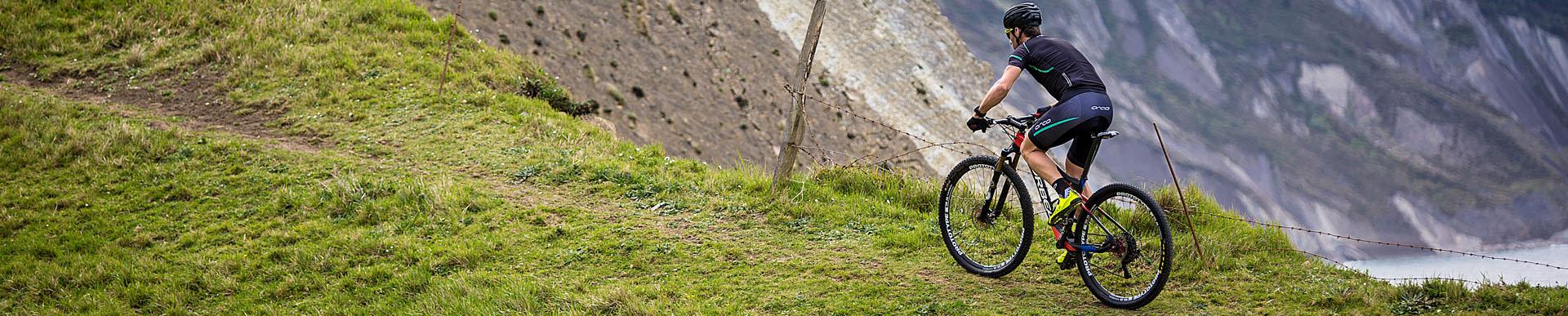 Pantalon ciclism orca
